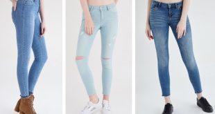 Bayan Düşük Bel Pantolon Modelleri 1