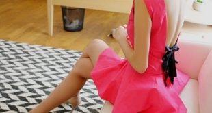 Bayan Kurdaleli Elbise Modelleri 7